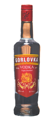 Gorlovka Vodka