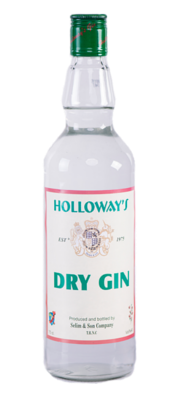 Holloways Dry Gin