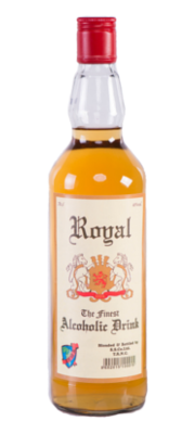 Royal Alcoholic Drink